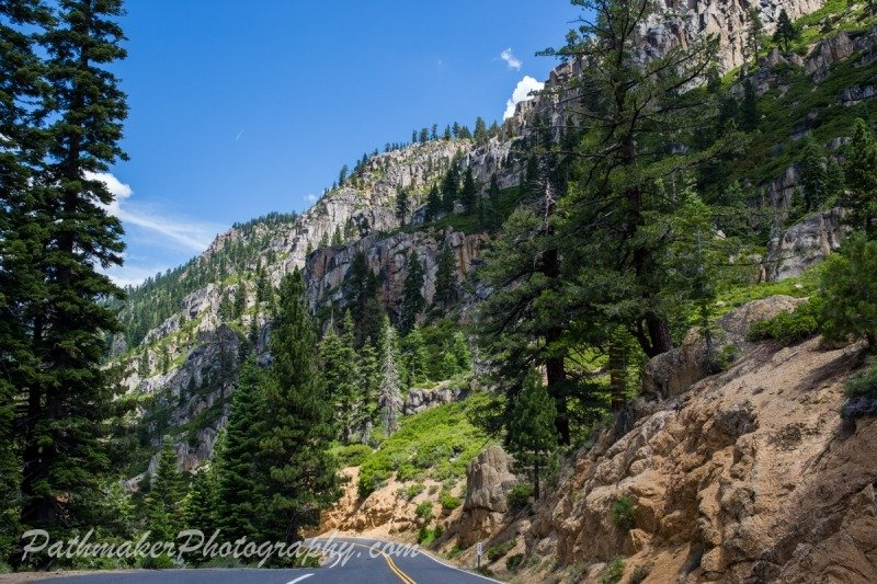 Day 44 – Stanislaus Nat Forest to Toiyabe Nat Forest