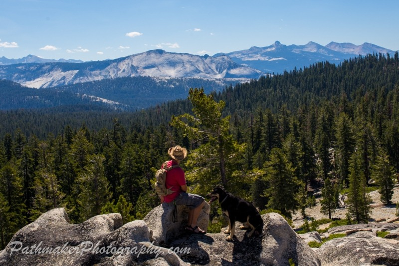 Day 43 – Mono Lake to Stanislaus Nat Forest