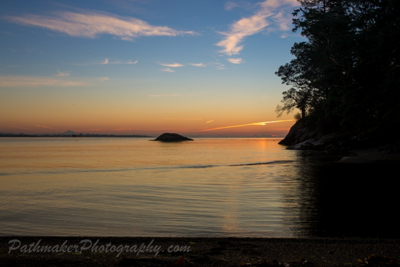Albert Head Lagoon Sunrise (2 of 15)
