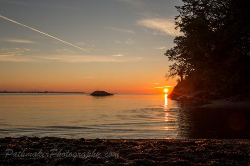 Albert Head Lagoon Sunrise (5 of 15)
