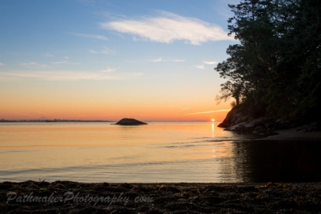 Albert Head Lagoon Sunrise (4 of 15)