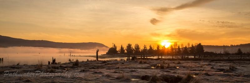 Cowichan Bay Sunrise-3
