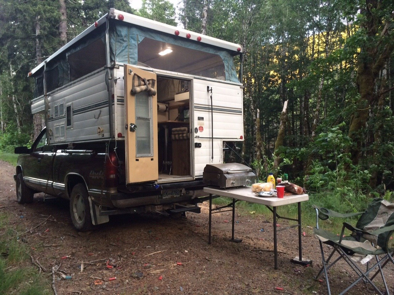 Camper Prep and Outfitting