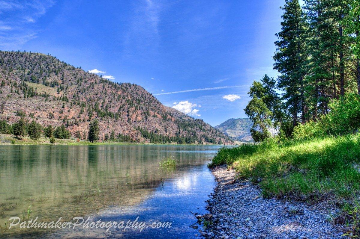 Day 3 – Graham Creek to Blackfoot River