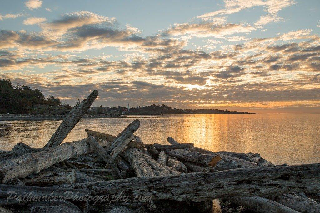 Esquimalt Lagoon Sunrise