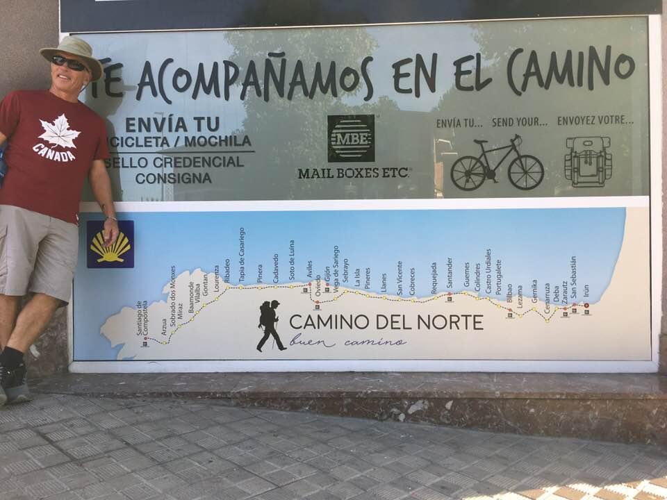 Camino Del Norte 2018 – Day 1